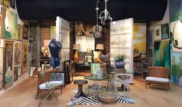 Ronati Talks Antiques with Lucky Fish Gallery