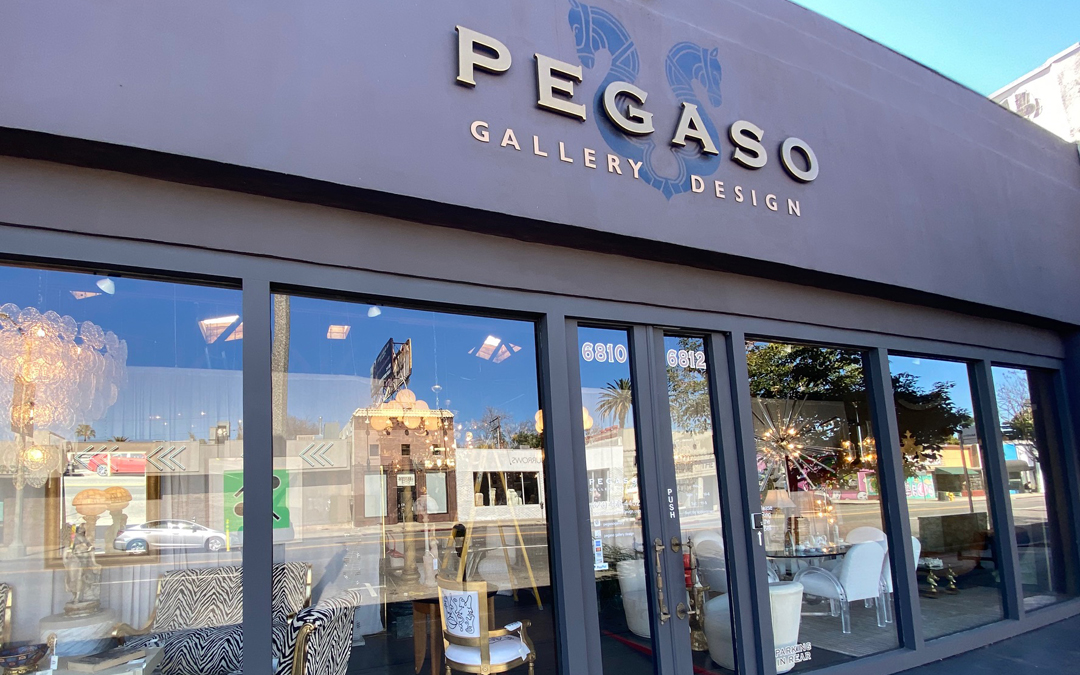 Pegaso Gallery Design: For the Love of Art